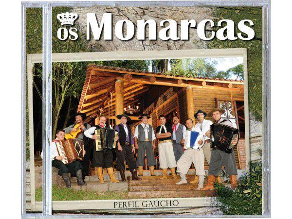 Os Monarcas - Perfil Gaúcho - CD