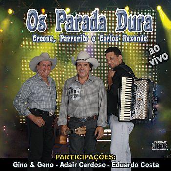 Os Parada Dura - Ao Vivo - CD