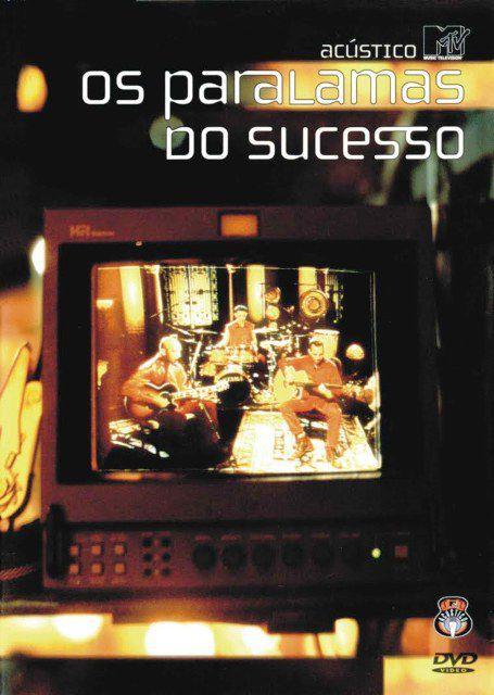 Os Paralamas do Sucesso - Acústico Mtv - CD+DVD