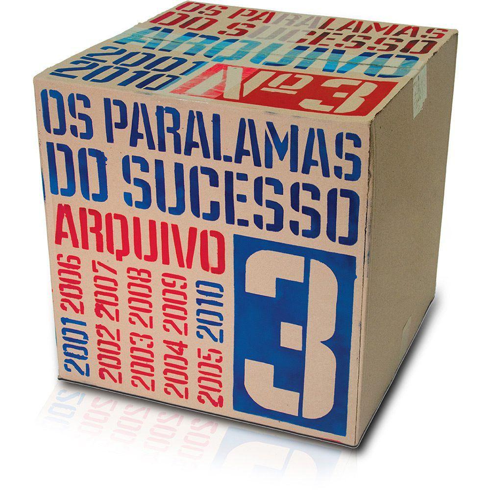 Os Paralamas Do Sucesso - Arquivo 3 - CD