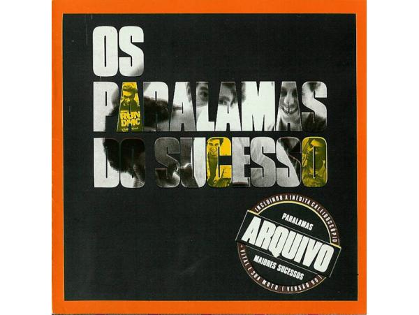 Os Paralamas Do Sucesso - Arquivo - Slide Pack - CD