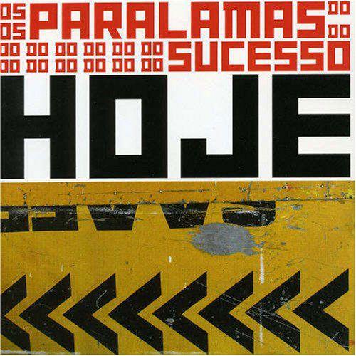 Os Paralamas Do Sucesso - Hoje - CD