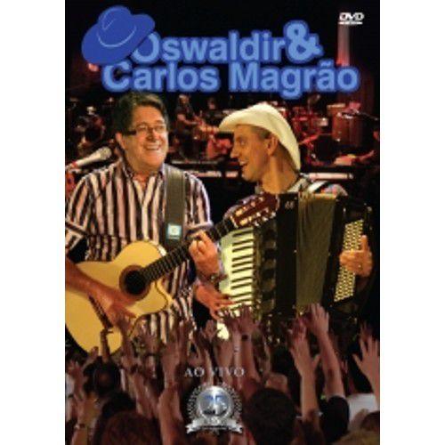 Oswaldir e Carlos Magrão - Ao Vivo - 25 Anos