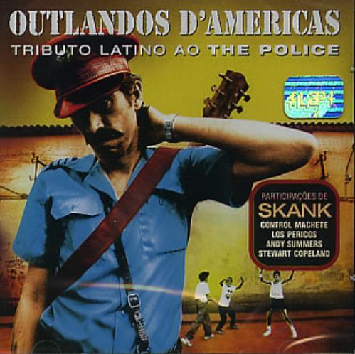 Outlandos D'Americas - Tributo Ao Police - CD