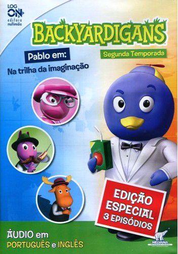 Pablo Em: Na Trilha Da Imagina