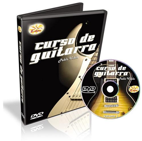 Pablo Vilela - Curso De Guitarra - Volume 1 - DVD