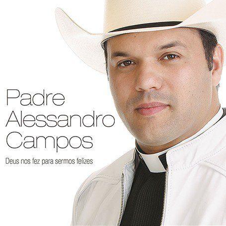 Padre Alessandro Campos - Deus Nos Fez - CD