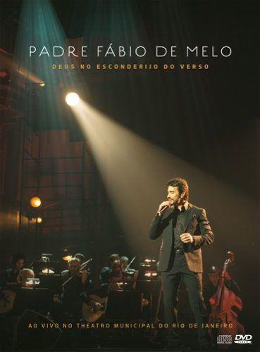 Padre Fábio de Melo - Deus No Escod. - CD + DVD