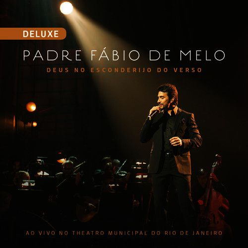 Padre Fabio De Melo - Deus No Esconderijo Do Verso -  CD