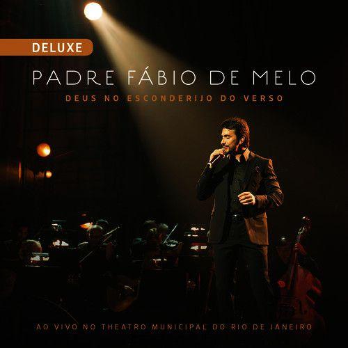 Padre Fabio De Melo - Deus No Esconderijo Do Verso -  CD