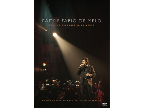 Padre Fábio de Melo - Deus No Esconderijo Do Verso - DVD