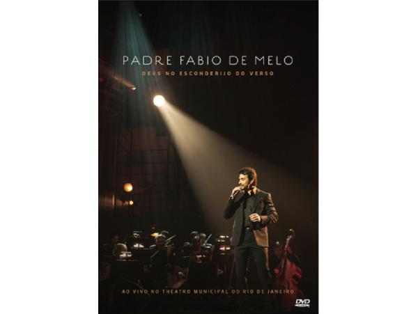 Padre Fábio de Melo - Deus No Esconderijo Do Verso - DVD