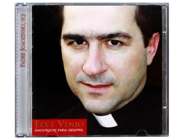 Padre Joãozinho - Sacerdote Para Sempre - CD
