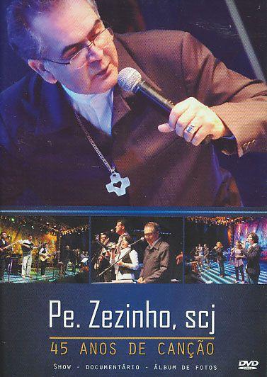 Padre Zezinho - 45 Anos de Canção - DVD