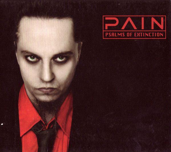 Pain - Psalms Of Extinction - CD