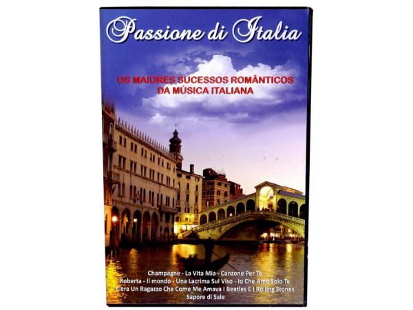 Passione Di Italia - DVD