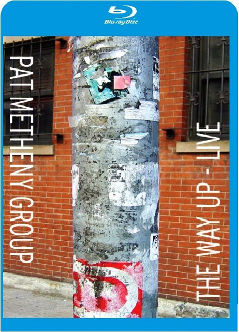 Pat Metheny Group - The Way Up - Live - (Blu-Ray)