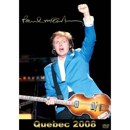 Paul Mccartney - Live In Quebec 2008 - DVD