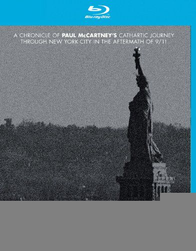 Paul McCARTNEY'S - The Love We Make - Blu-Ray