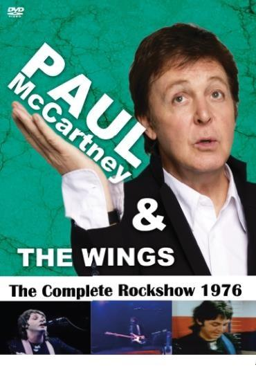 Paul Mccartney & The Wings - The Complete Rockshow...