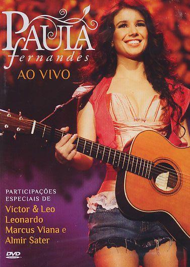 Paula Fernandes - Ao Vivo- DVD