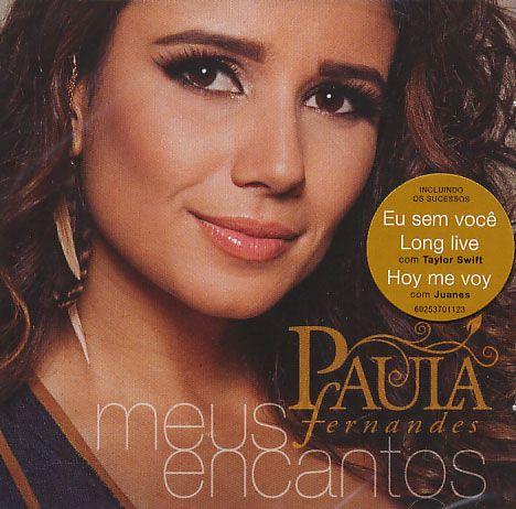Paula Fernandes - Meus Encantos - CD