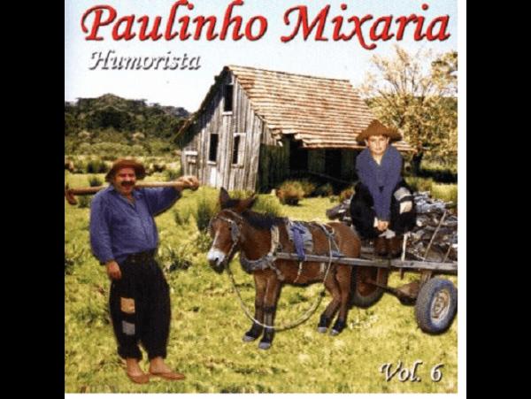 Paulinho Mixaria - Seriamente Divertido - Vol.6 - CD