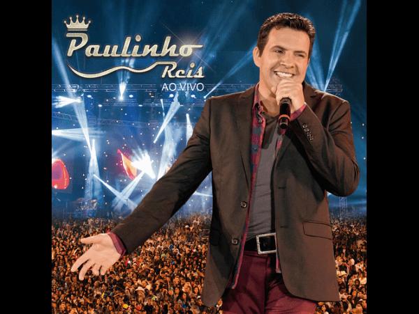 Paulinho Reis - Ao Vivo - CD