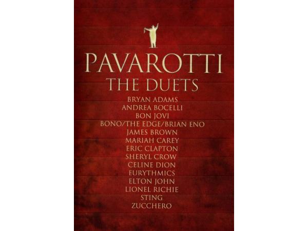 Pavarotti - The Duets - DVD