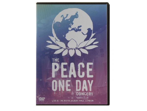 Peace One Day Concert - DVD
