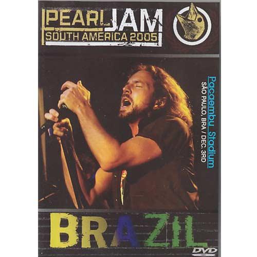 Pearl Jam - Live in São Paulo - DVD