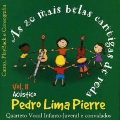 Pedro Lima Pierre Cantigas De Roda Vol.2