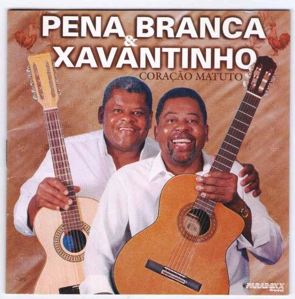 Pena Branca & Xavantinho - Coração Matuto - CD