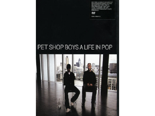 Pet Shop Boys ?- A Life In Pop - DVD