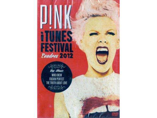 Pink - Itunes Festival - 2012 - DVD