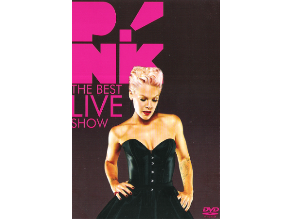 Pink - The Best Live Show - DVD