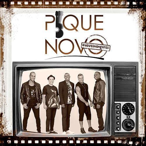 Pique - #Novos Momentos - CD
