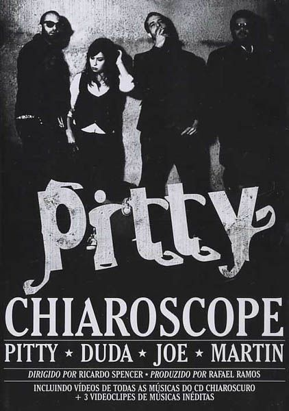 Pitty - Chiaroscope - DVD