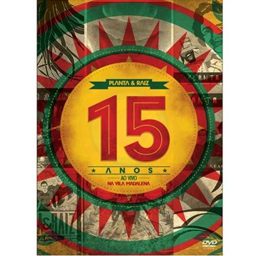 Planta e Raiz - 15 Anos Ao Vivo - Na Vila Madalena - DVD