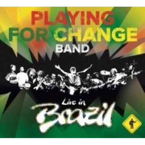 Playing For Change - Live In Brazil - CD