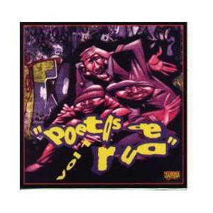 Poetas Da Rua - Vol.1 - CD