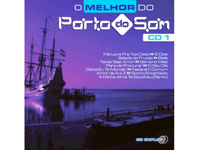 Porto Do Som - O Melhor Do Porto Do Som - CD