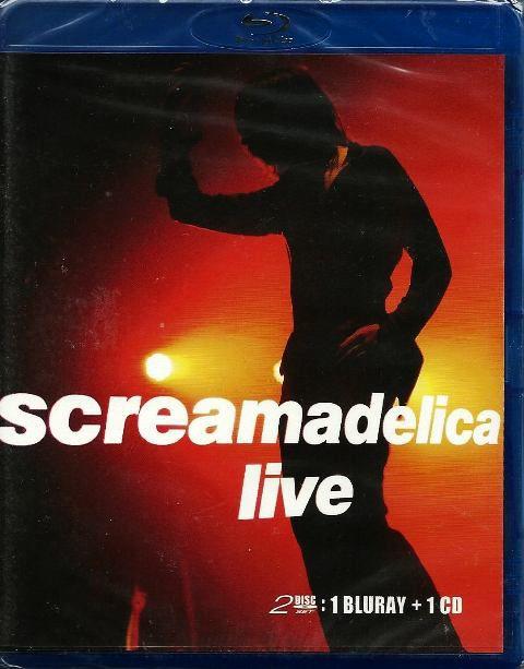 Primal Scream - Screamadelica - (CD+Blu-Ray)