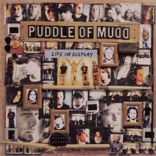 Puddle Of Mudd - Life On Display - CD