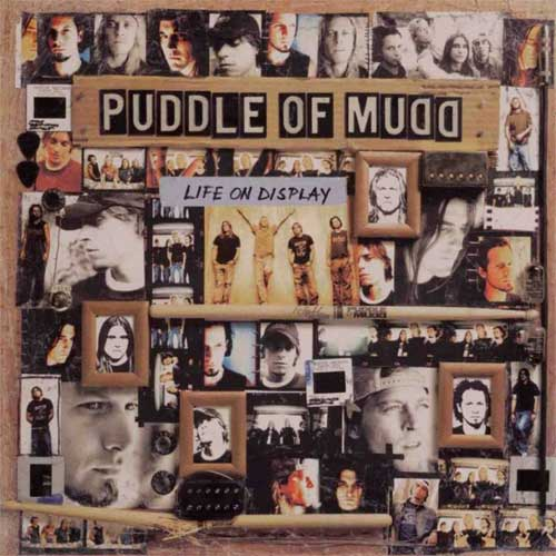 Puddle Of Mudd - Life On Display - CD