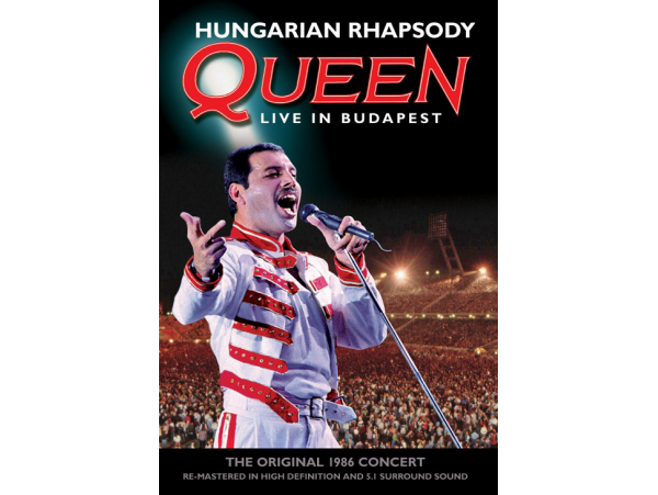Queen - Hungarian Rhapsody - Live In Budapest - DVD