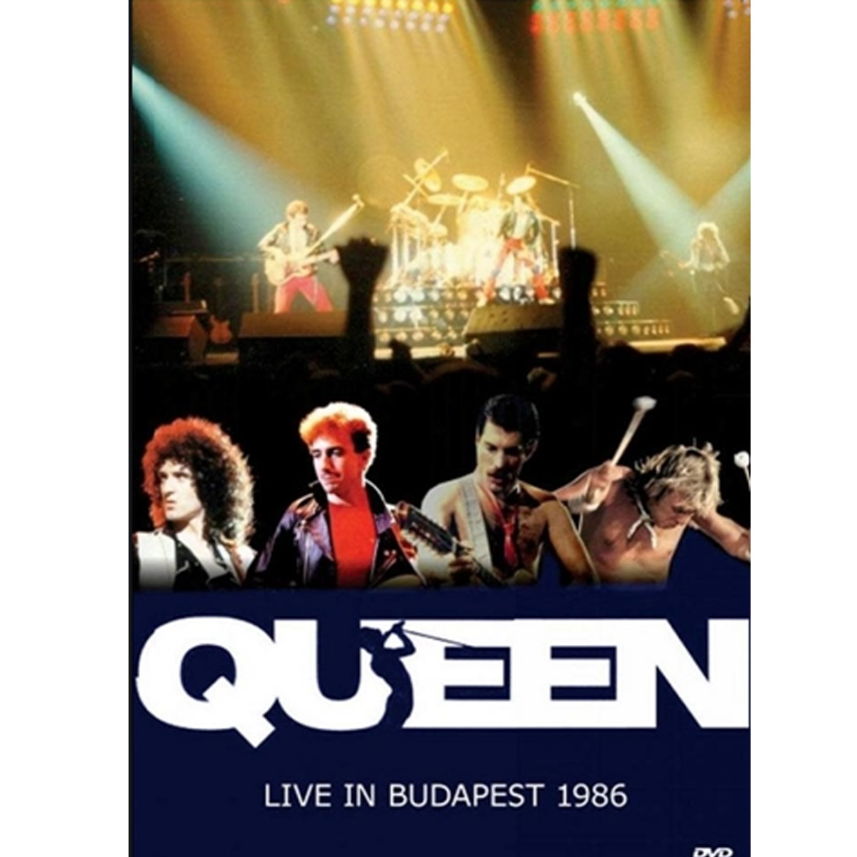 Queen - Live In Budapest 1986 - DVD