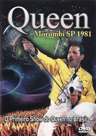 Queen ?- Morumbi - SP - 1981 - DVD