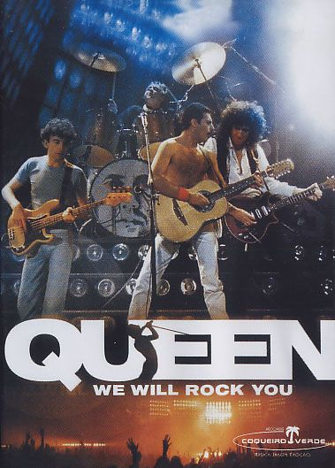 Queen - We Will Rock You - DVD