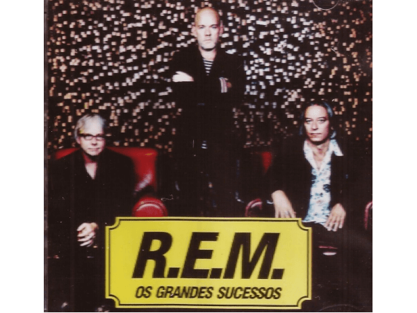 R.E.M. - Os Grandes Sucessos - CD
